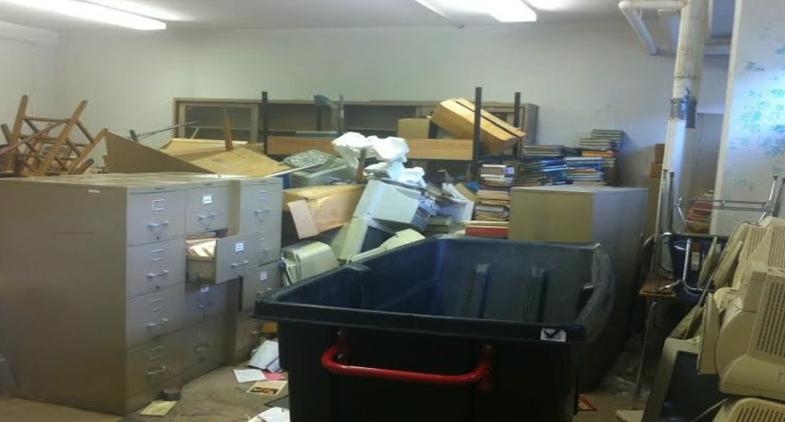 Strawberry Mansions Garbage