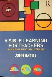 Visible Learning For Teachers book